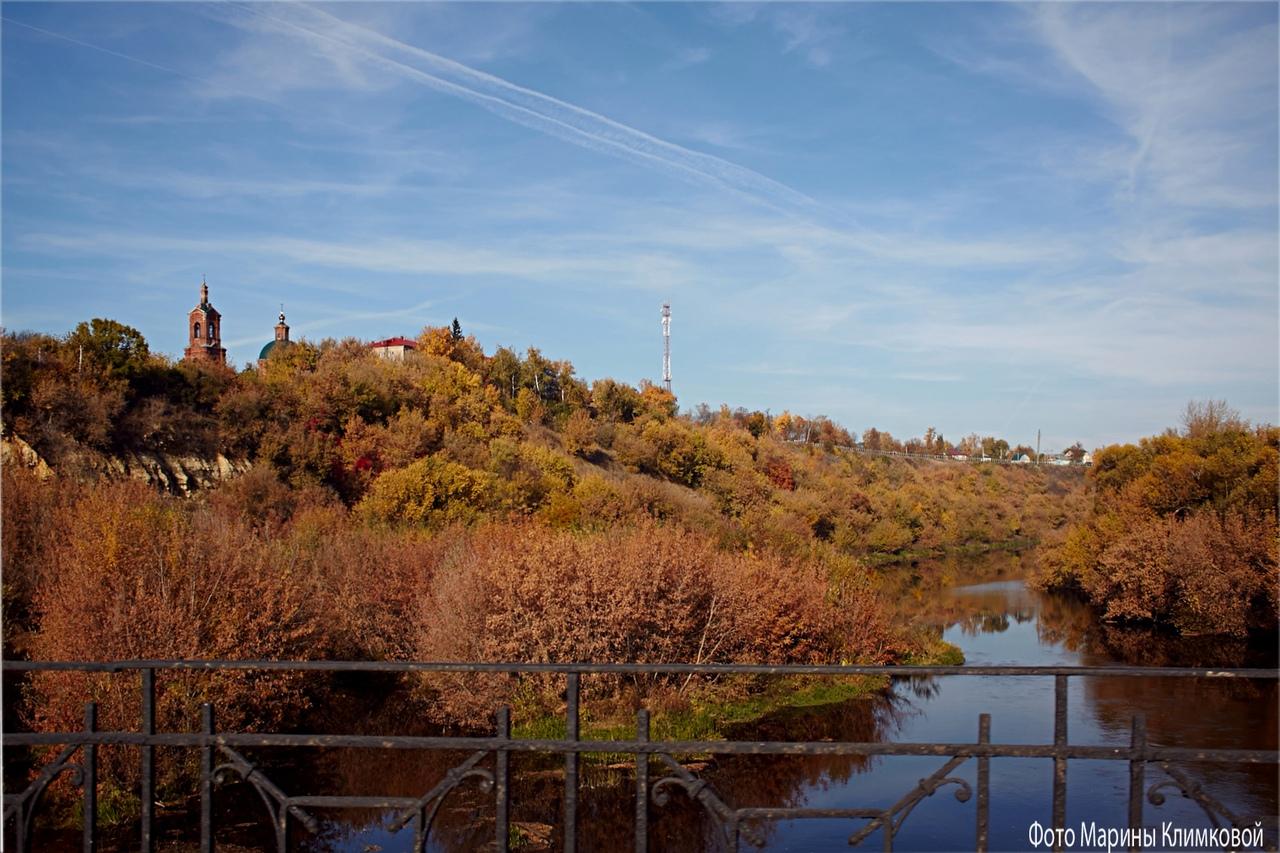 Тамбовская губерния: Лебедянь, или Золотая осень на Дону октября, Лебедянь