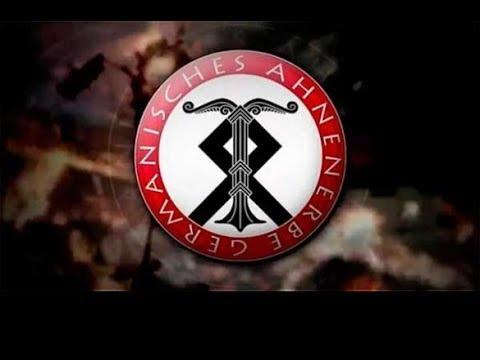 Самая загадочная организация 3 рей_ха существует до сих пор.Аненербе,и это не выдумки