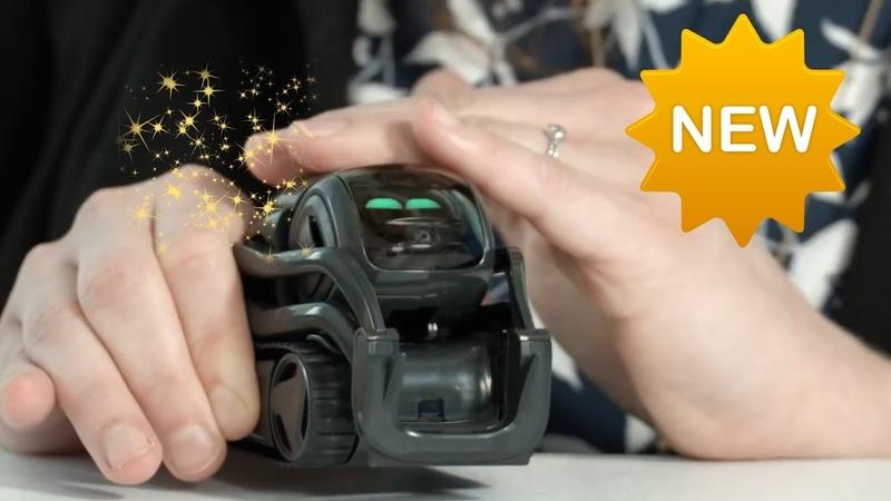 Meet Vector a NEW Robot from Anki - Amazingly Cool Robot