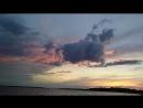 Краски заката.Жизнь на дачке