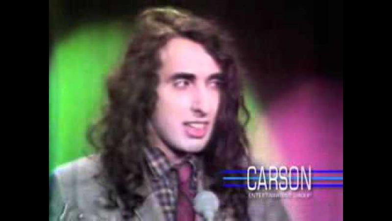 Tip Toe Thru the Tulips - Tiny Tim on Johnny Carson's Tonight