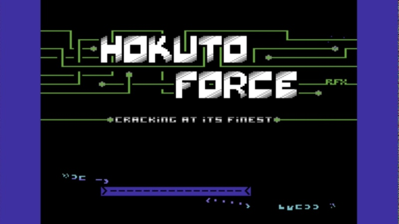 Propeller DYCP by Hokuto Force 2018 (C64 Intro)