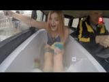 НОВОСИБИРСК#8КУРСЕ Ванная в машине! Ночь с мэром. Ильина кормит людей!