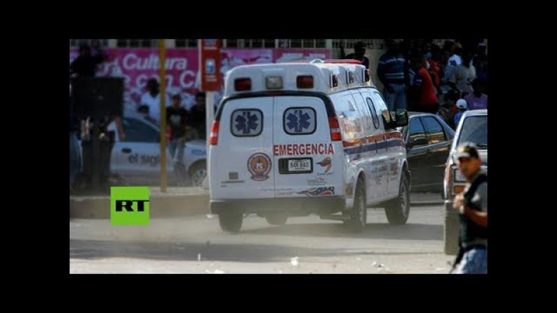 Venezuela comunica sobre un ataque terrorista