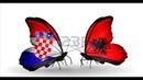 Hrvatska/Shqiperi Croatia/Albania Brothers Fuck Serbia