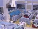 01-03-2017 - Parte 40 - Marcos e Emilly vão deitar no quarto azul e namoram antes de dormir - Parte 3
