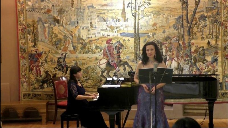 А.Крымская. 8 романсов - Наира Асриян(меццо-сопрано) и Анна крымская(фортепиано)