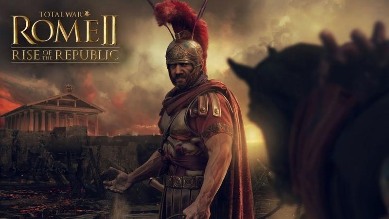 Total War ROME II Rise of the Republic Campaign Pack 12
