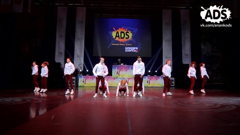 ANANKO DANCE SCHOOL_Wait a minute