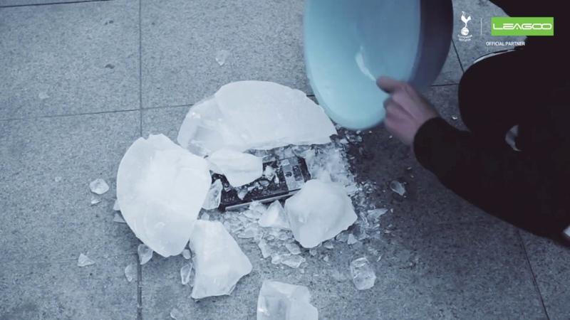 Мороз не страшен защищенному смартфону LEAGOO XRover C