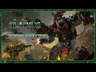 Warhammer 40,000: Gladius - Relics of War ► Зеленое нашествие! #11 В 13:00 по МСК!