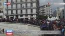 Алжирские студенты и преподаватели вышли на демонстрации против продления мандата президента