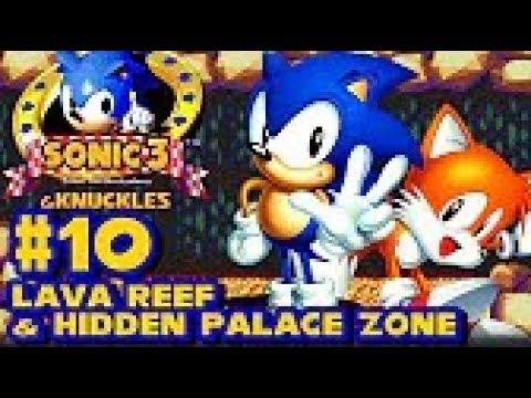 Sonic 3 Knuckles HD part 10 ►Hidden Palace