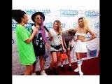 Wireless Festival Kid Ink, B.O.B, DJ Cassidy, G-Eazy, Basement Jaxx, Neon Jungle #TGDOnTheGo