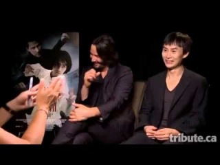 2013 Keanu Reeves & Tiger Chen Interview