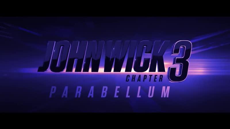 John Wick_ Chapter 3 - Parabellum - Official Trailer (2019)