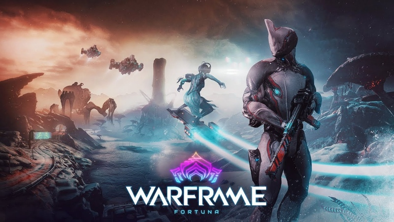 Warframe | Fortuna Available Now on Xbox One and PS4! LiftTogether