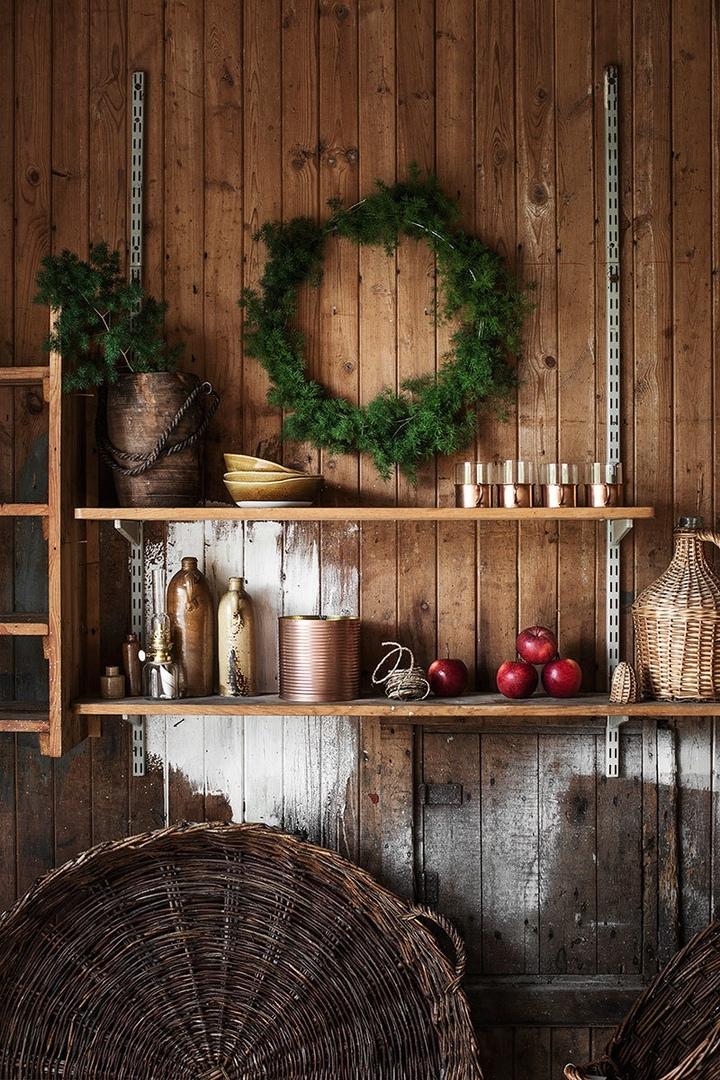 Деревенское Рождество в Швеции