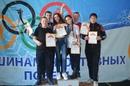 Рождественский блиц-турнир с. Смоленское 7.01.2019 г.