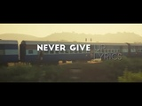 SIA ...never give up song