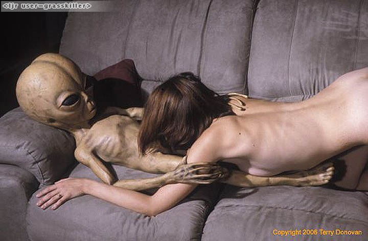 Bizarre Alien Sex.