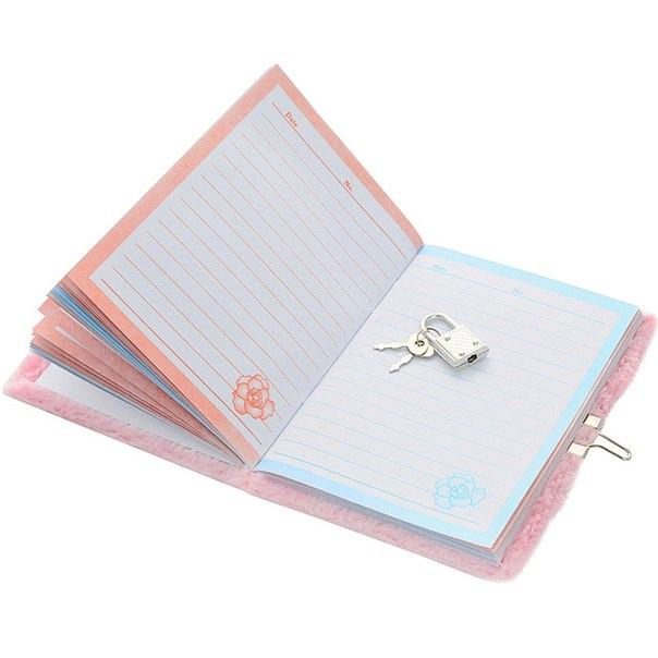 Как сделать свой личный дневник на замке 503