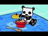 Развивающий мультфильм - Чудо Зверики - На кухне - Серия 58