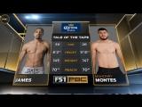 Jamal James vs Mahonry Montes (HD 1080)