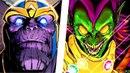 ТРЭШ! Танос. Зелёный Гоблин. Люди-Икс против Мстителей. 💾