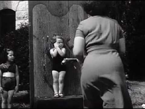 Knife Thrower 1950