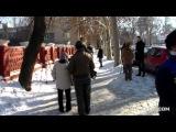 Ватник в рваных кедах защитил Одессу от фошистов и гейропы