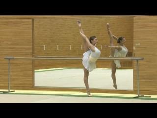 Алина Кабаева. Уроки гимнастики