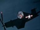 Bailing Out 1949 US Navy Pilot Training Film; Animated Cartoon