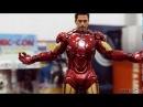 Hot Toys Iron Man Mark 4 Review