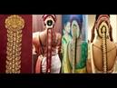 Latest Top 25 Gold Jada Designs With Lakshmi Pendant