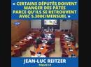 Sortez les mouchoirs Jean Luc Reitzer député LR estime que les députés ne sont peut être pas