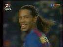 Season 2004/2005. FC Barcelona - RCD Espanyol - 0:0