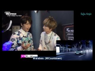150325 [MPD Self MV Reaction] - Super Junior Donghae & Eunhyuk Growing Pains (Türkçe Altyazılı)