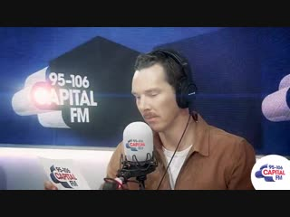 Benedict Cumberbatch's dramatic reading of WomanLikeMe