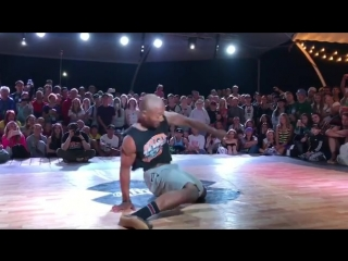 The legendary bboy ironmonkey 41 years old and still rocking tuff