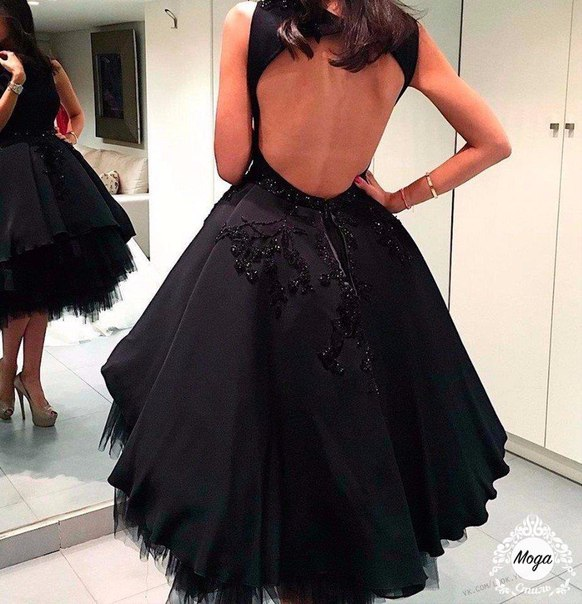 Красивое платье...
