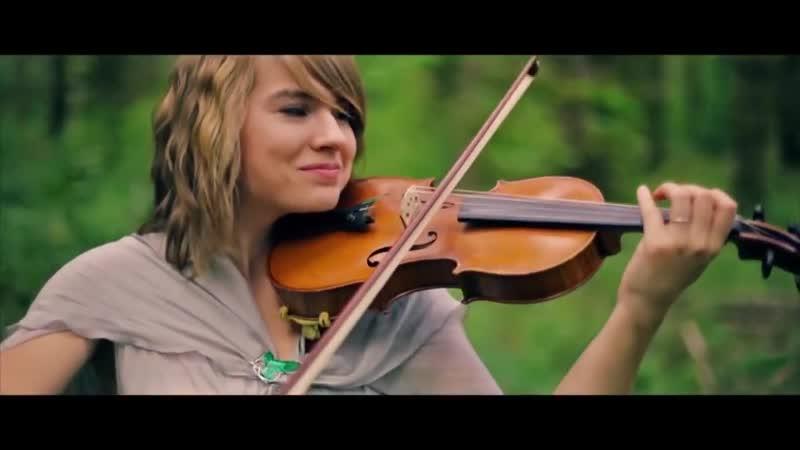 Тэйлор Дэвис саундтрек Властелин Колец скрипка Concerning Hobbits The Lord of the Rings Violin