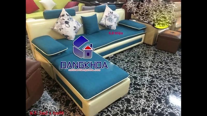 Sofa giá rẻ tại hà nội, địa chỉ bán sofa uy tín nhất hà nội - nội thất Đăng Khoa