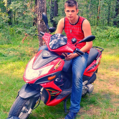 Андрей Родионов, 10 декабря , Москва, id185324639