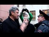 Акция солидарности с Евромайданом в Москве закончилась задержанием участников
