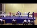 Чемпионат Самарской области 2017 2 Бой 3 раунд