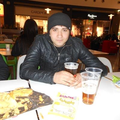 Sarxan Alekberov, 25 декабря 1989, Ростов-на-Дону, id187076291