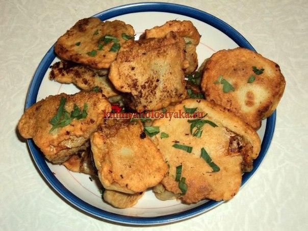 Тефтельки с картошкой в духовке рецепт