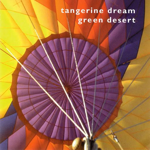 Tangerine Dream альбом Green Desert