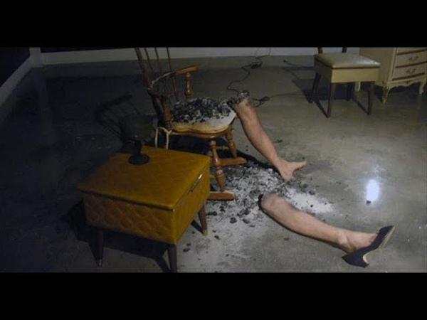 Спонтанное самовозгорание людей